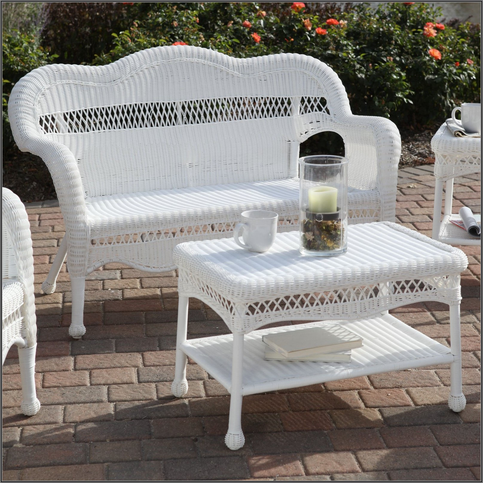 Bench Style Patio Furniture