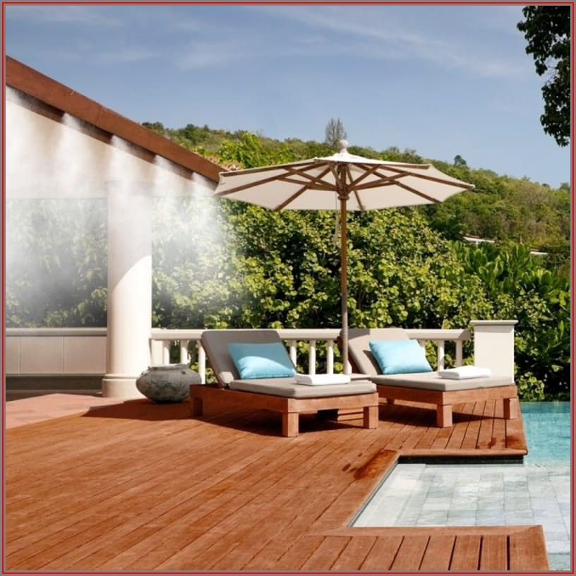 Best Diy Patio Misting System