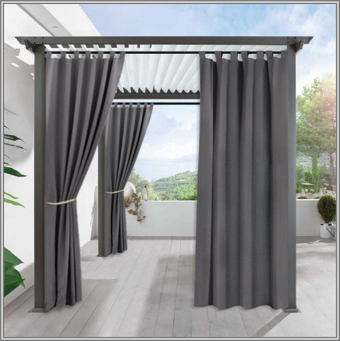 Best Outdoor Patio Curtains