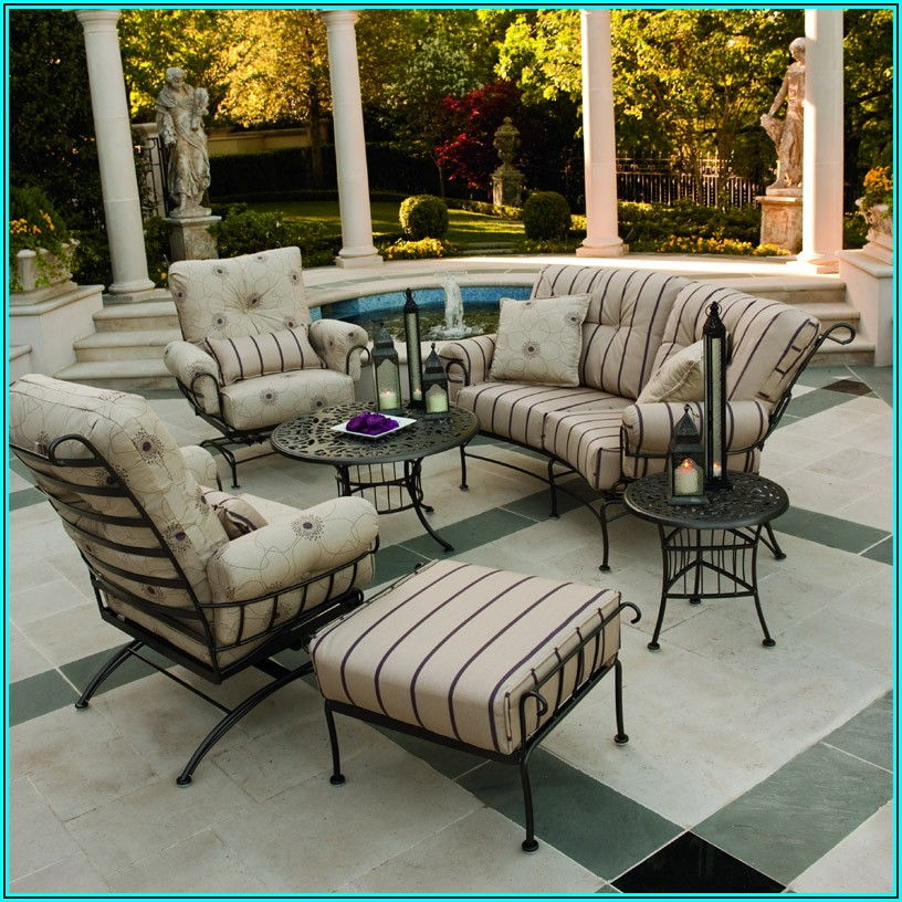 Best Patio Furniture To Leave Outside