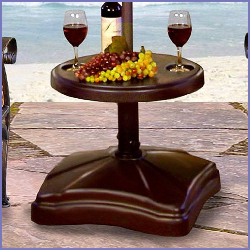 Best Patio Umbrella Base With Wheels