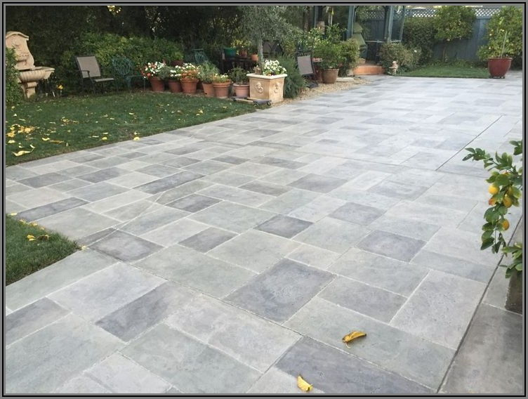 Best Way To Resurface Concrete Patio