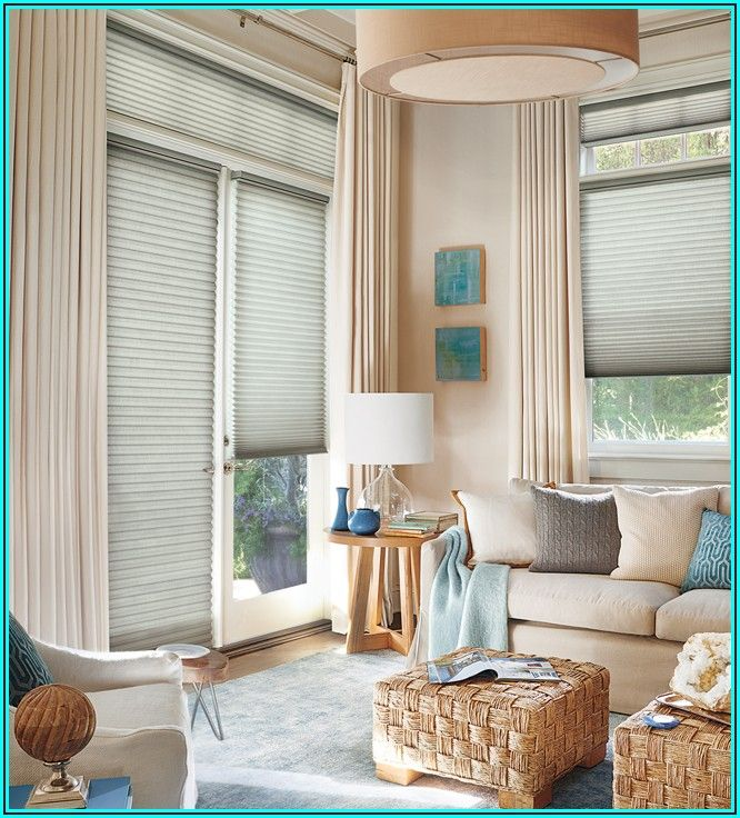Best Window Coverings For French Patio Doors