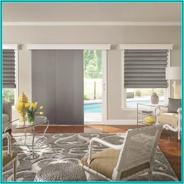 Best Window Coverings For Sliding Patio Doors
