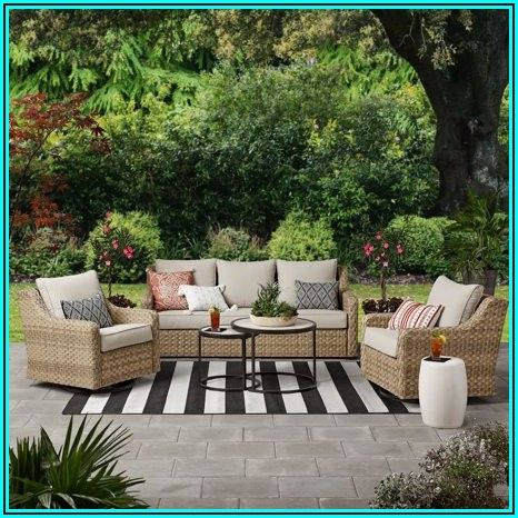 Better Homes And Gardens Patio Conversation Set