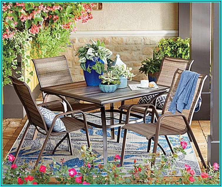 Big Lots Outdoor Patio Dining Sets