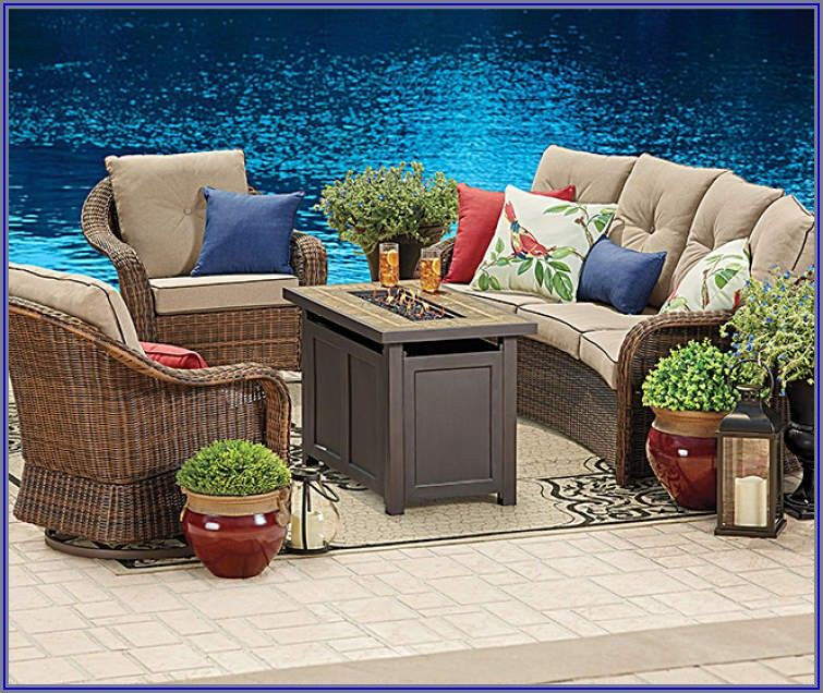 Big Lots Patio Furniture Fire Pit