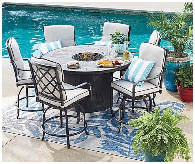 Big Lots Patio Table And Chairs