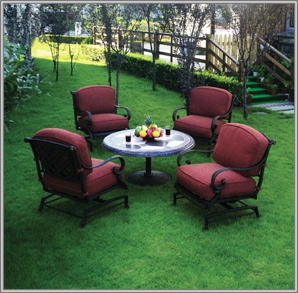 Big Lots Wrought Iron Patio Furniture
