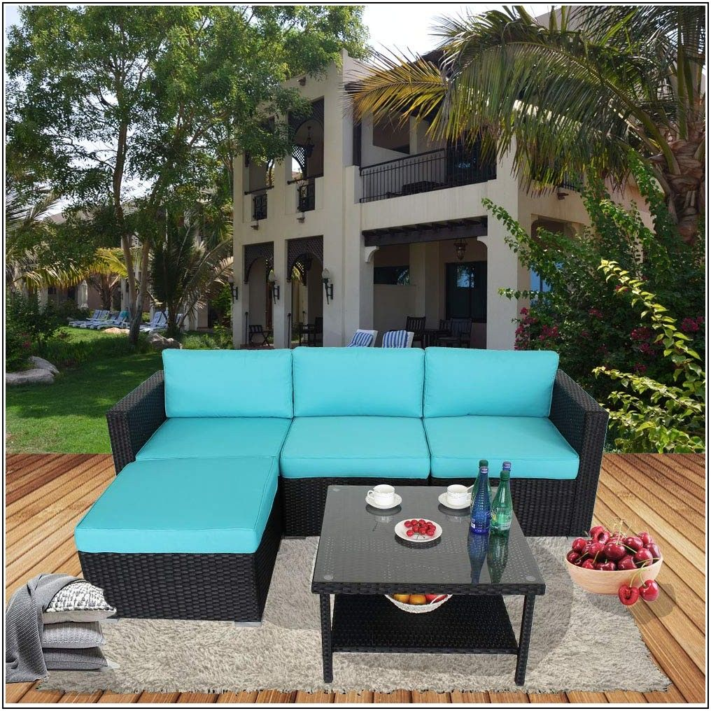 Black Outdoor Patio Furniture Covers