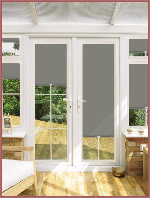 Blackout Roller Blinds For Patio Doors