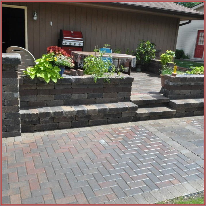 Brick Pavers For Outdoor Patio