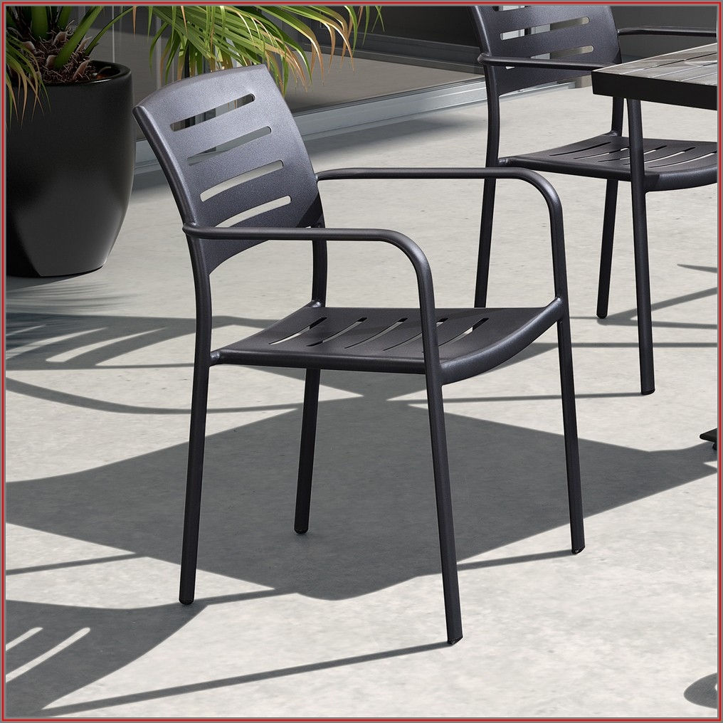 Brown Aluminum Patio Furniture