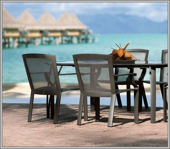 Brown Jordan Roma Strap Patio Furniture