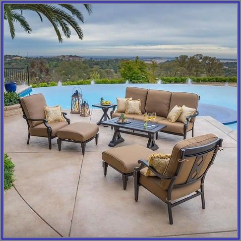 Broyhill 3 Piece Patio Furniture