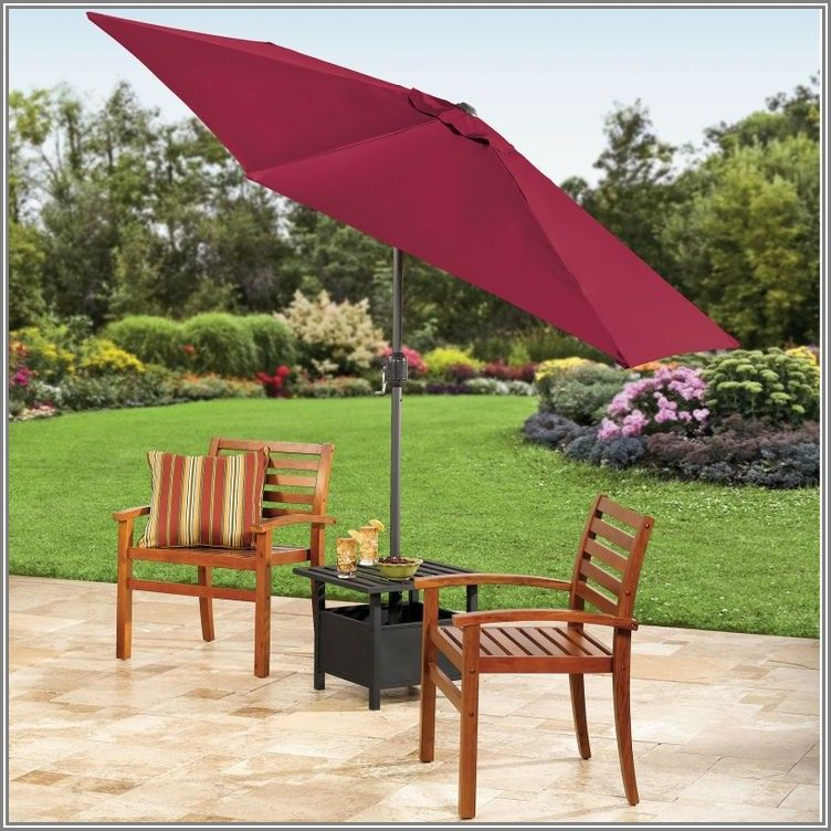 Brylane Home Patio Umbrella
