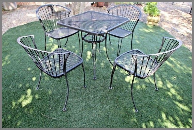 Carolina Forge Patio Furniture