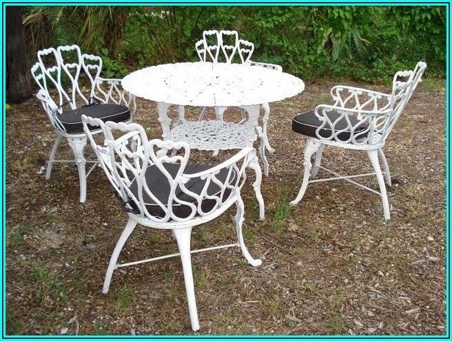 Carolina Forge Wrought Iron Patio Furniture