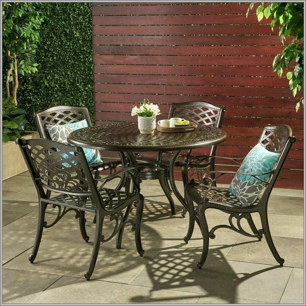 Cast Aluminium Patio Furniture Cape Town