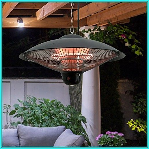 Ceiling Mounted Electric Patio Heaters