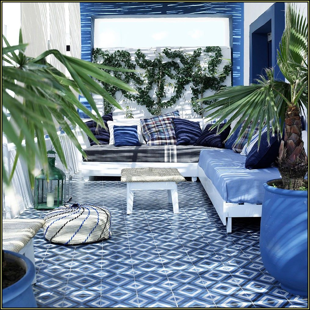 Cement Tiles For Outdoor Patio