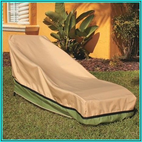 Champion Patio Chaise Lounge Cover Taupe