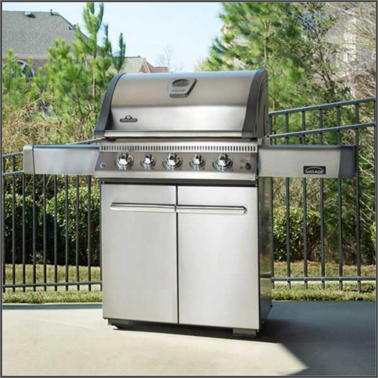 Char Broil Patio Caddie Gas Grill