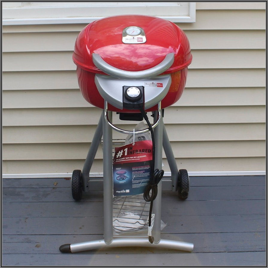 Char Broil Tru Infrared Electric Patio Bistro