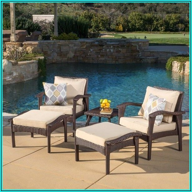 Christopher Knight Home Patio Set