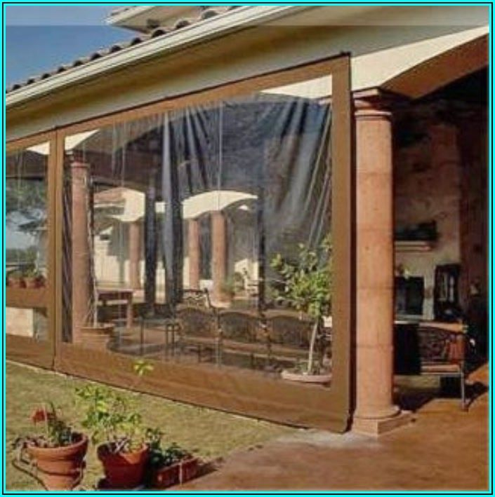 Clear Plastic Enclosures Patios