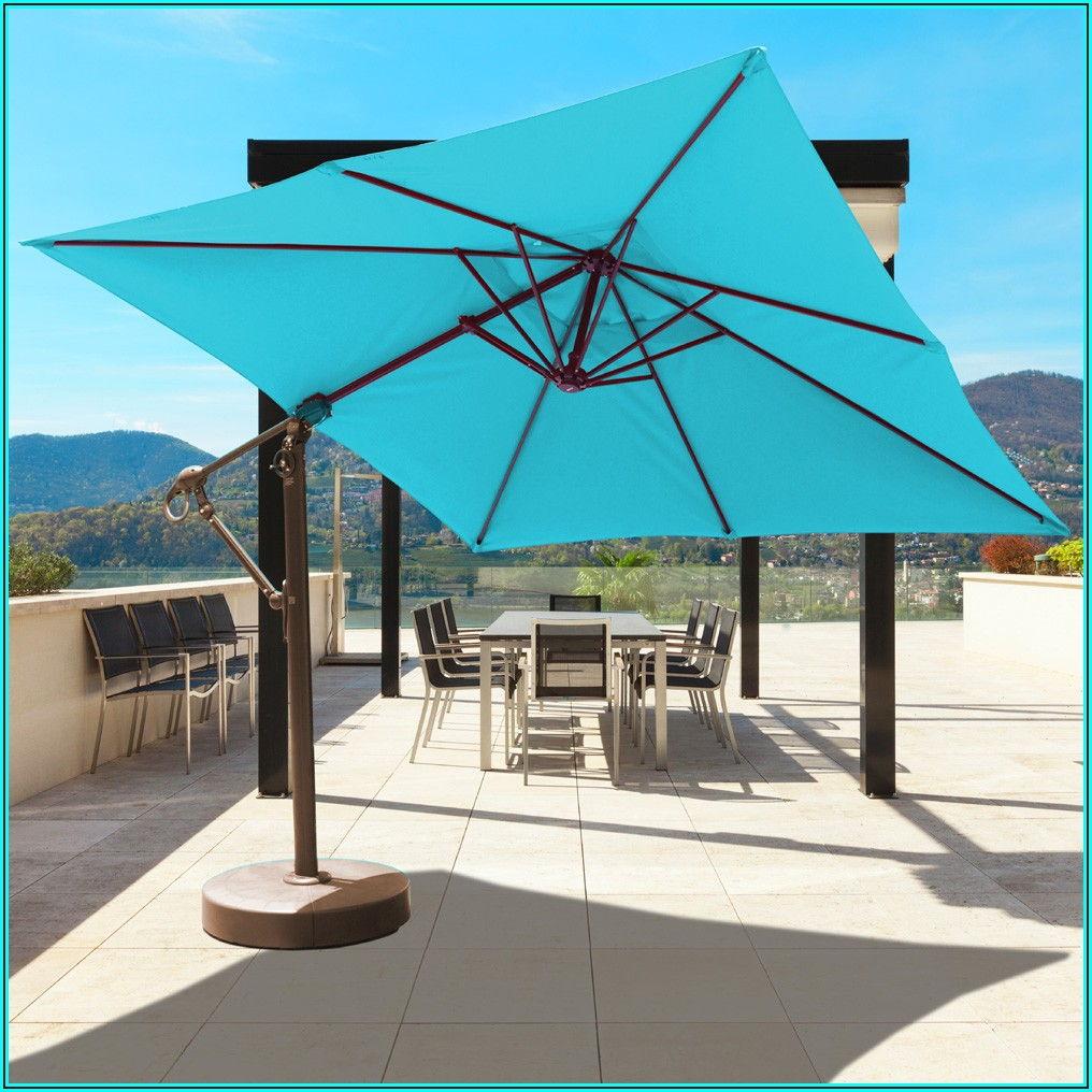 Commercial Cantilever Patio Umbrellas