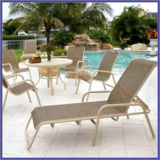 Commercial Pool Patio Furniture