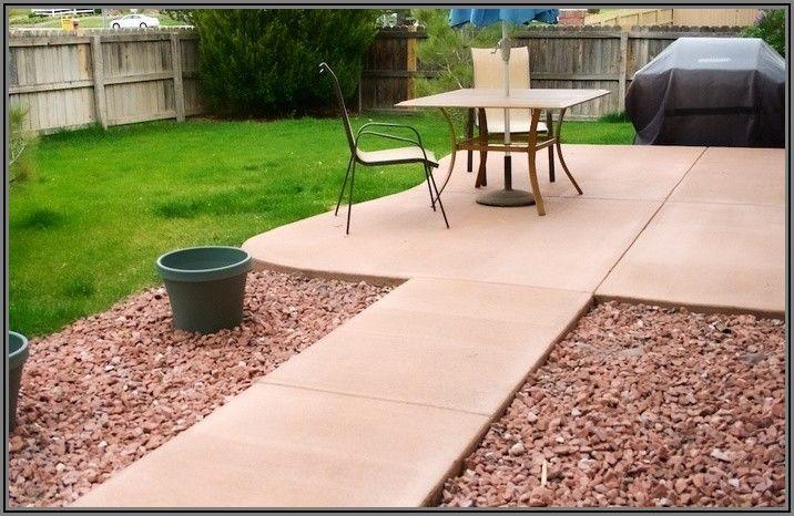 Concrete Patio Color Options