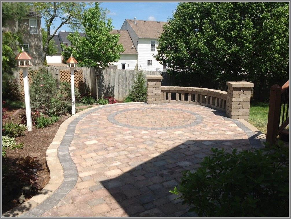 Concrete Patio Louisville Ky