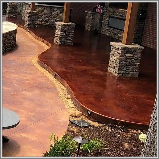 Concrete Patio Murfreesboro Tn