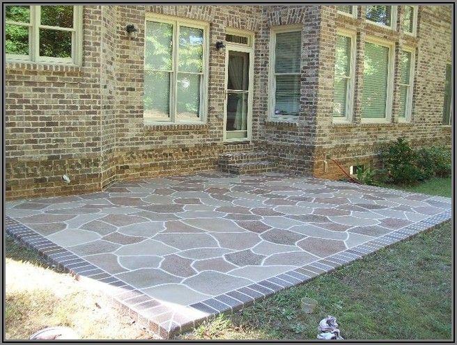 Concrete Patio Resurfacing Options