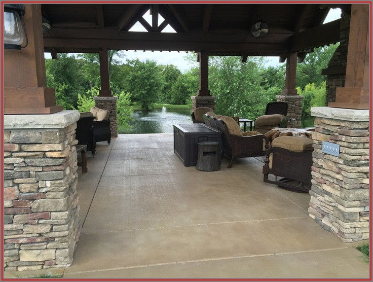 Concrete Patio Staining Companies