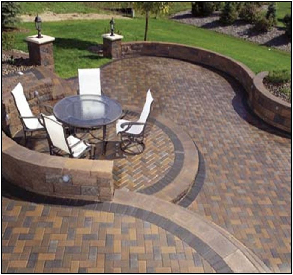 Concrete Paver Patio Ideas