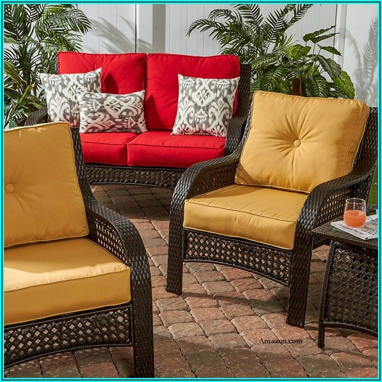 Cushions For Patio Furniture Amazon