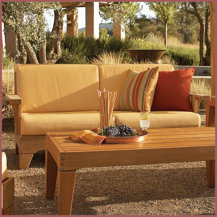 Cushions For Smith And Hawken Patio Furniture