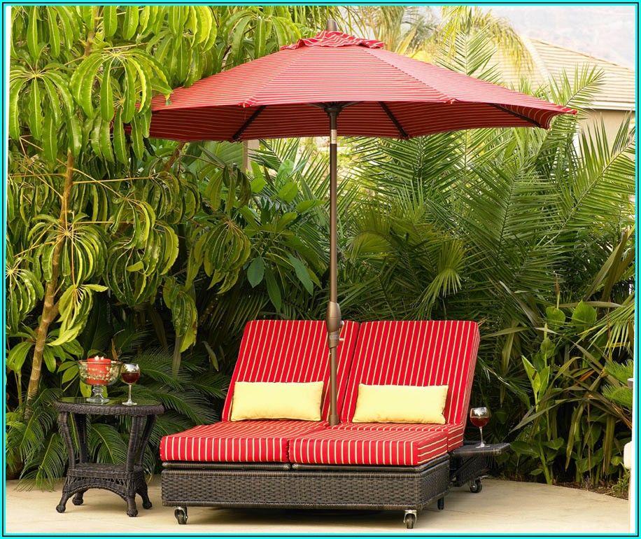 Custom Sunbrella Patio Umbrella