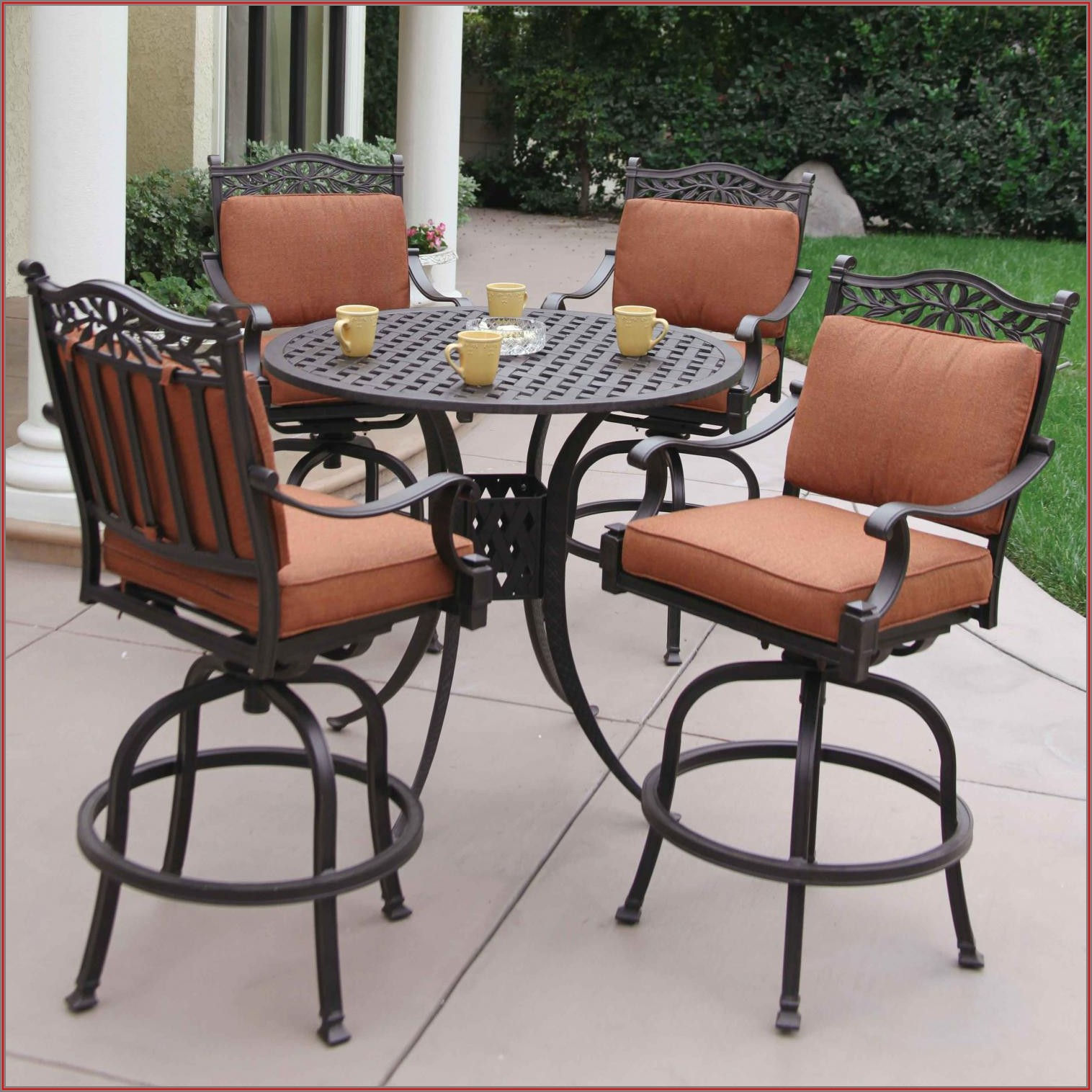 Darlee Aluminum Patio Furniture