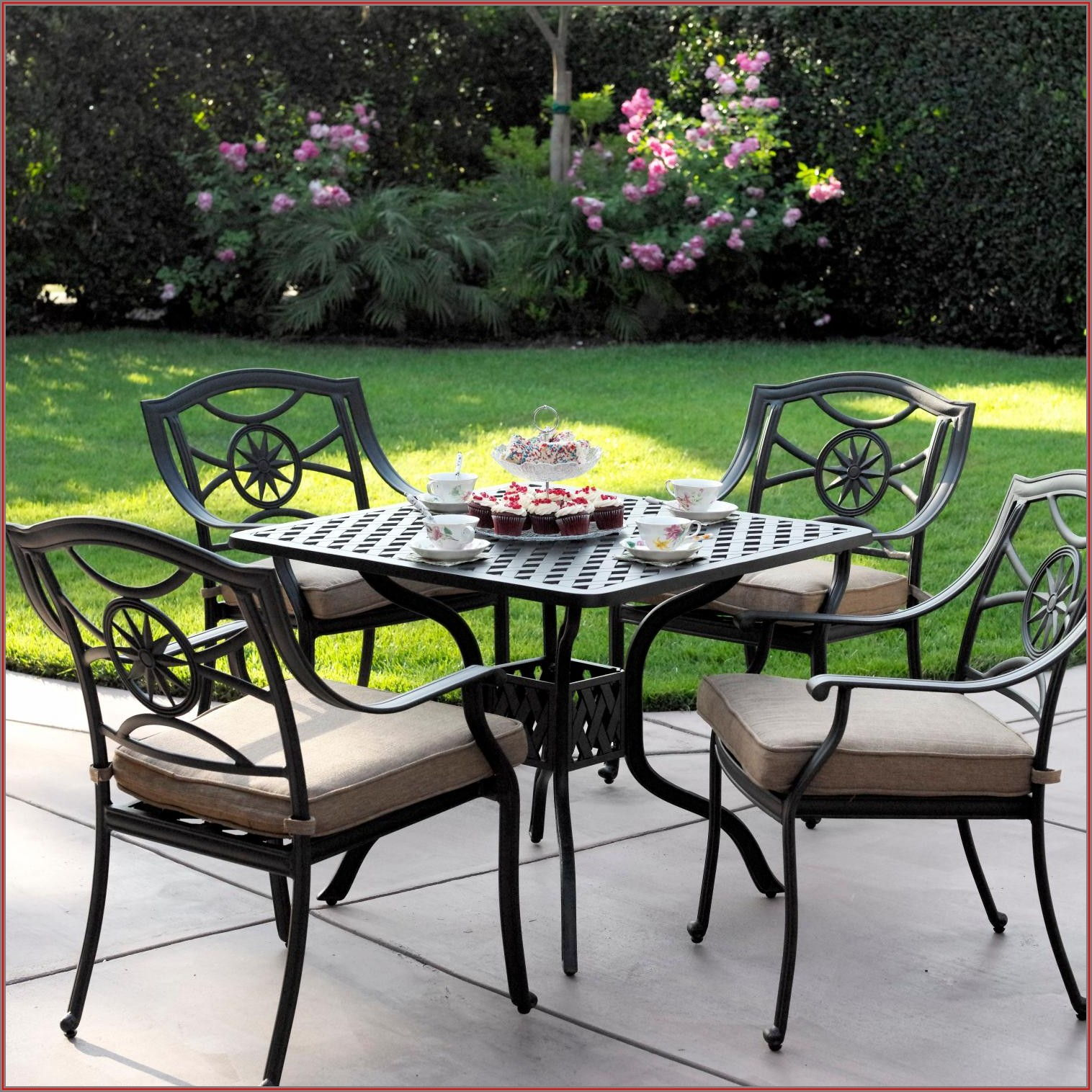 Darlee Patio Furniture Walmart