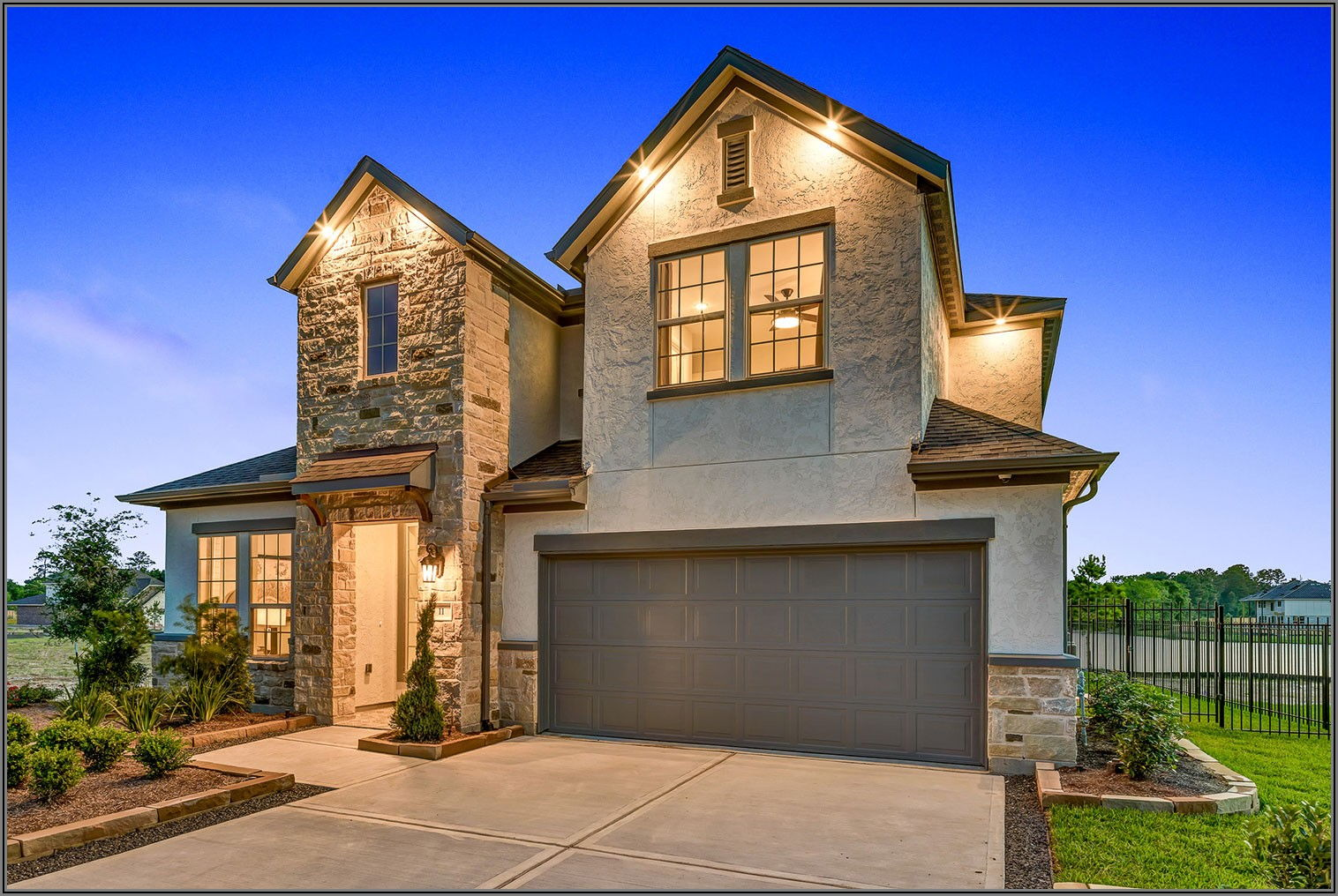 Darling Patio Homes In The Woodlands