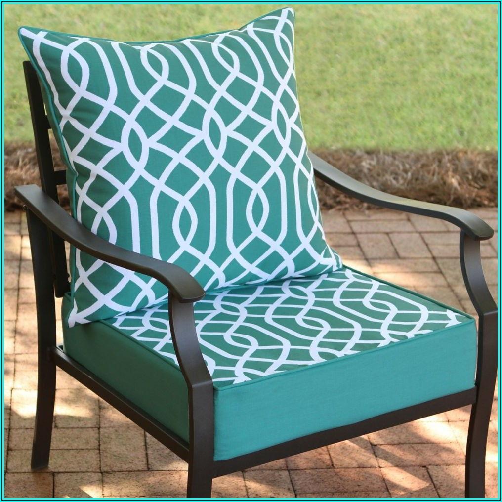 Deep Seat Patio Cushions 24x24