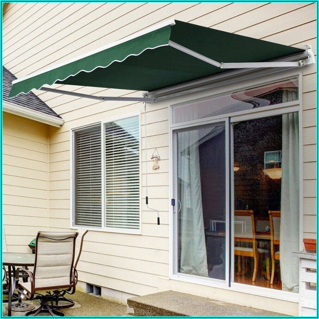 Diy Manual Retractable Patio Screens