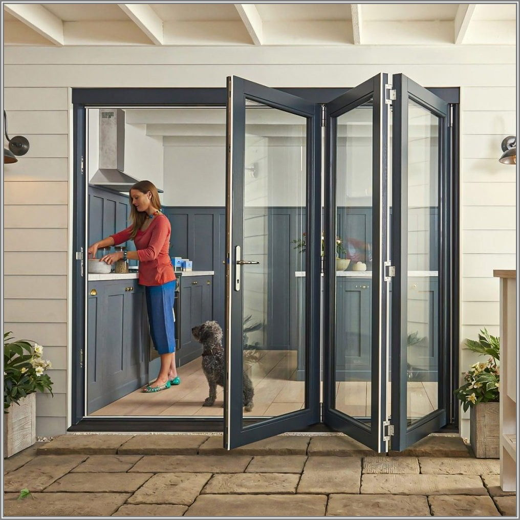 Double Glass Patio Doors