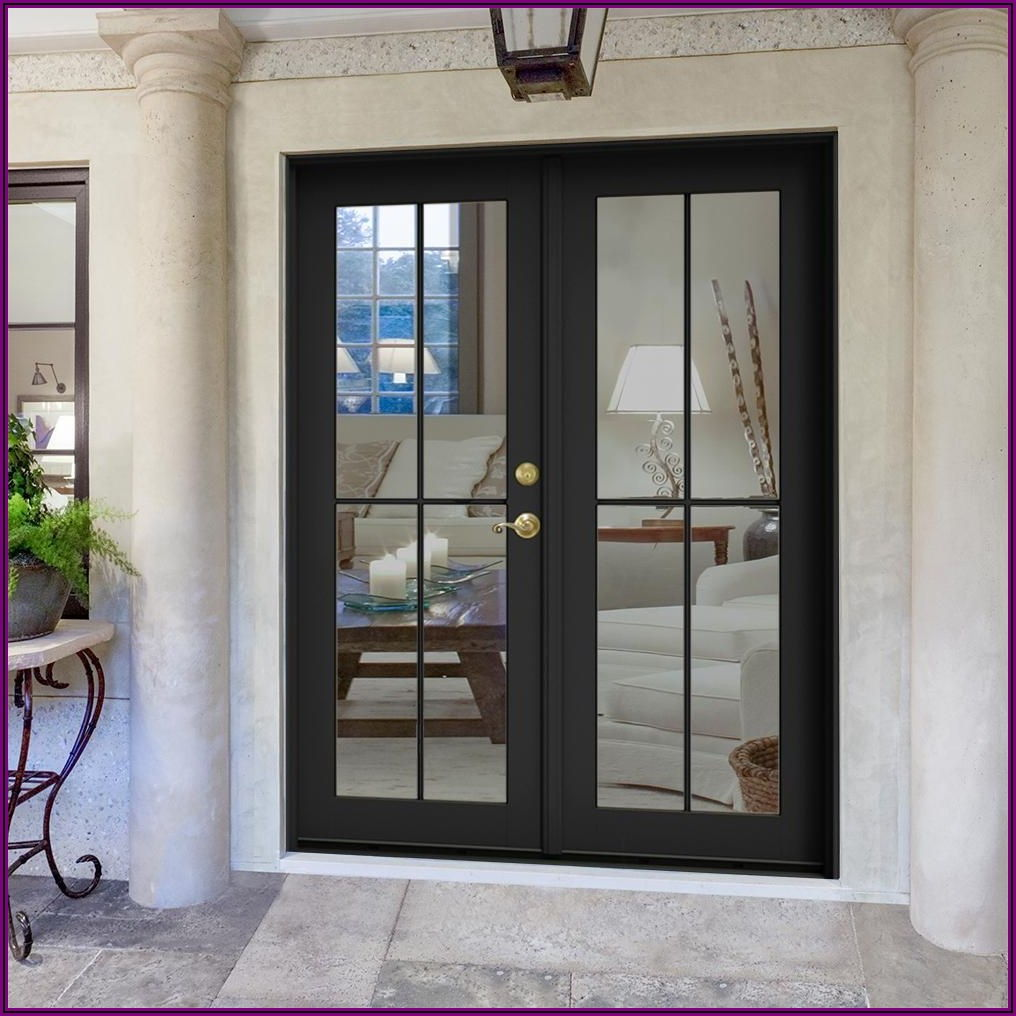 Double Inswing French Patio Doors
