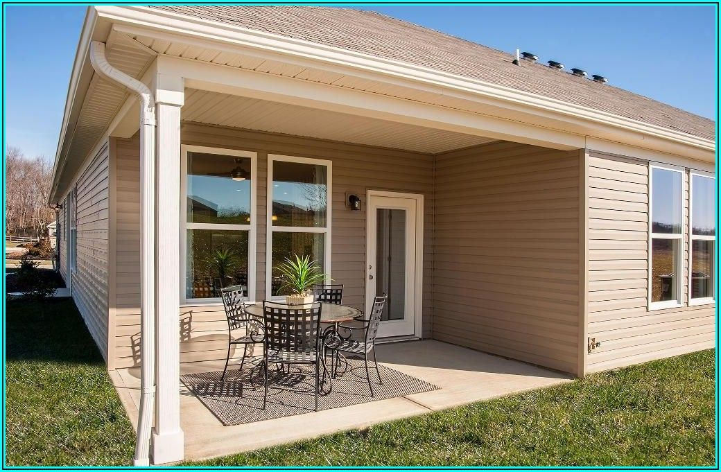Drees Patio Homes Northern Ky