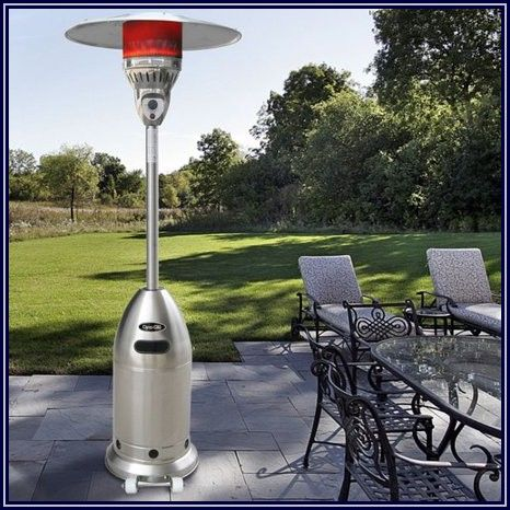 Dyna Glo Patio Heater 48000 Btu
